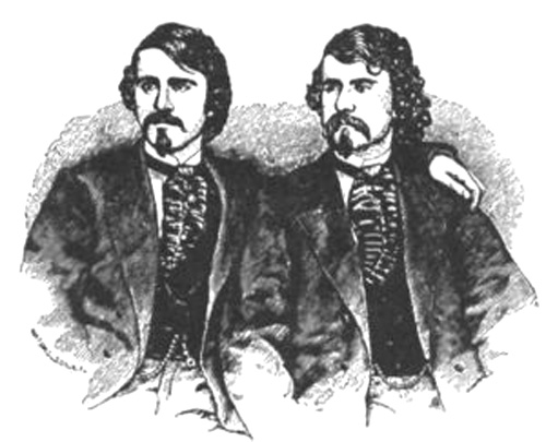 William and Ira Davenport